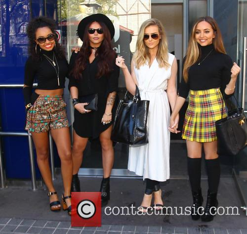 Little Mix, Leigh-anne Pinnock, Jesy Nelson, Perrie Edwards and Jade Thirlwall 10