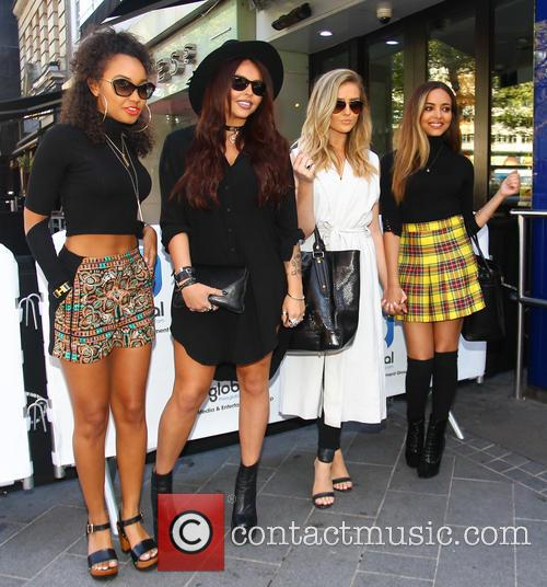 Little Mix, Leigh-anne Pinnock, Jesy Nelson, Perrie Edwards and Jade Thirlwall 11