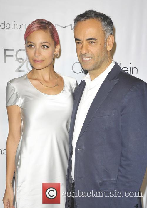 Nicole Richie and Francisco Costa 3