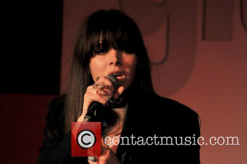 Clare Maguire performs at The Glee Club in...