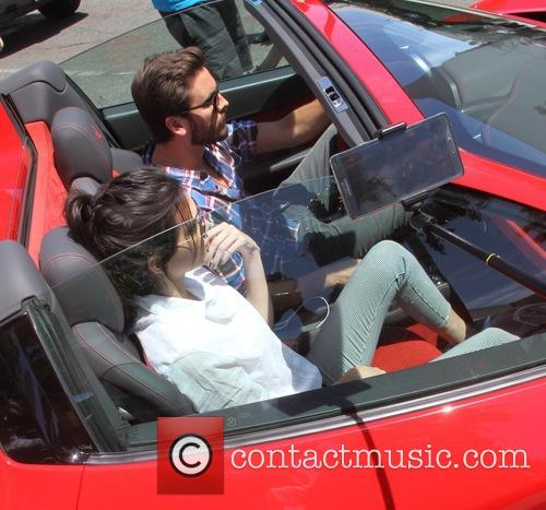 Kendall Jenner and Scott Disick 3
