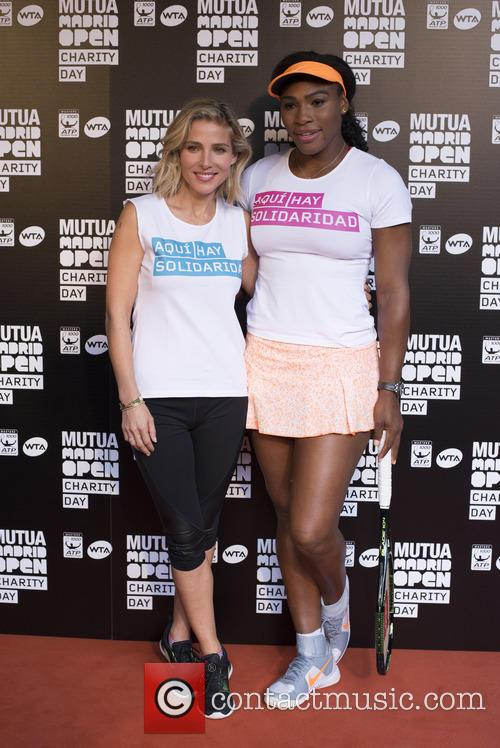 Elsa Pataky and Serena Williams 9