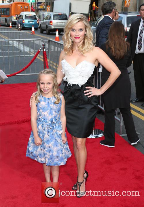 Abbie James Witherspoon and Reese Witherspoon 3