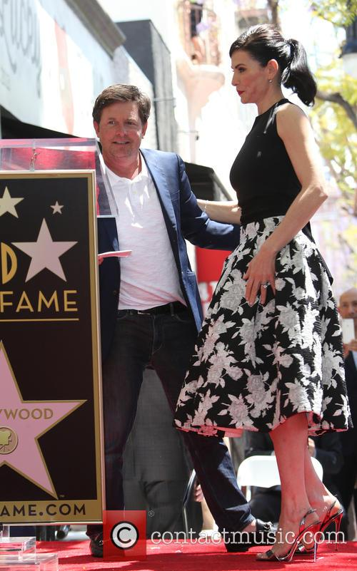 Michael J. Fox and Julianna Margulies 11