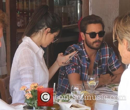 Kendall Jenner and Scott Disick 4