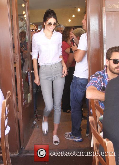Kendall Jenner and Scott Disick 10