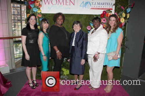 Kelli Turner, Jue Wong, Robin Quivers, Jimmie C. Holland, Latonya Crisp-sauray and Elaine Turner 2