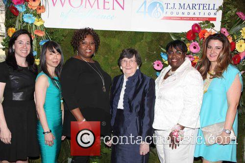 Kelli Turner, Jue Wong, Robin Quivers, Jimmie C. Holland, Latonya Crisp-sauray and Elaine Turner 1