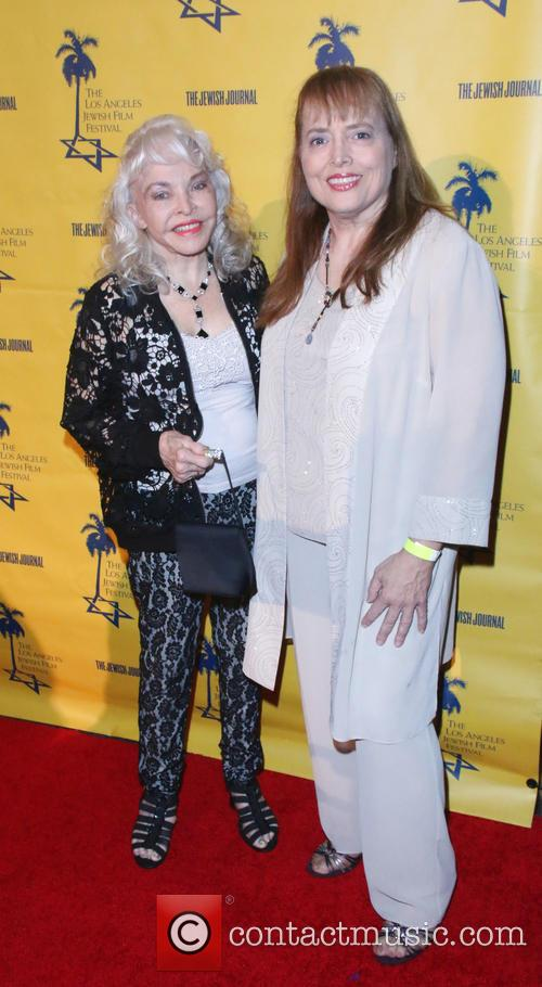 Lois Aldrin and Brynn Cannon
