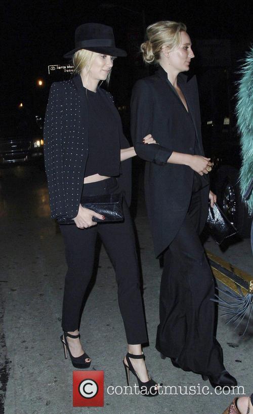 Kimberly Stewart and Ruby Stewart 3