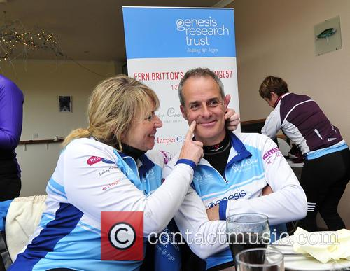 Fern Britton and Phil Vickery 2