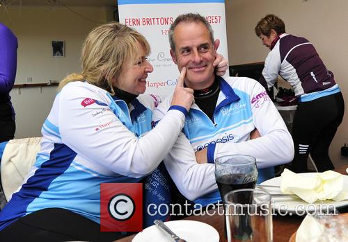 Fern Britton and Phil Vickery 3