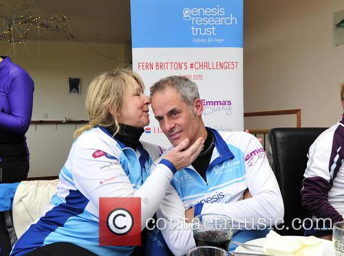 Fern Britton and Phil Vickery 4