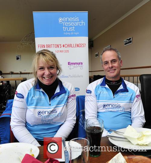 Fern Britton and Phil Vickery 1