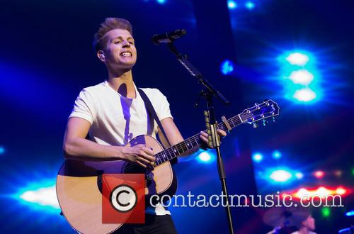 James Mcvey and The Vamps 3