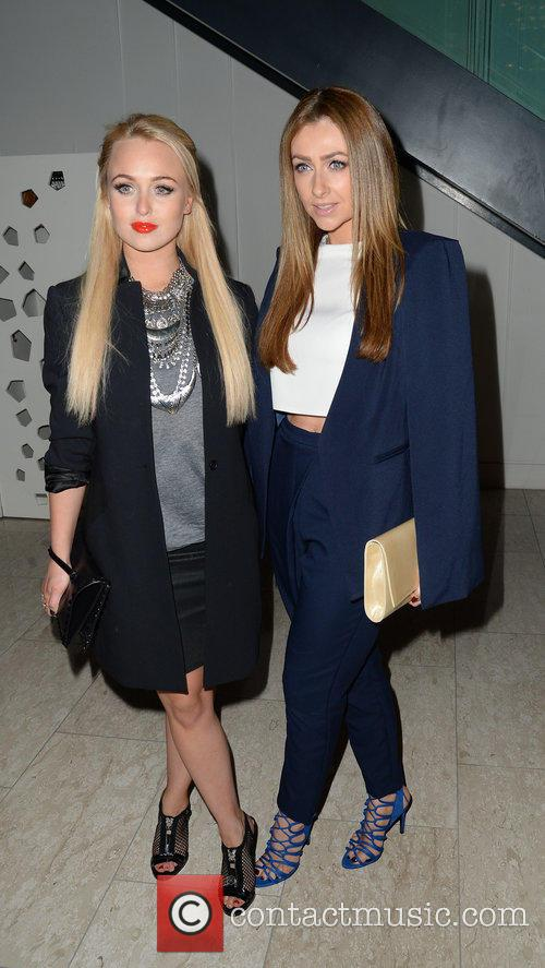 Jorgie Porter and Gemma Merna 2