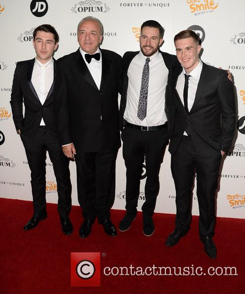 Joe Gill, John Bowe, Michael Parr and Luke Roskell 3
