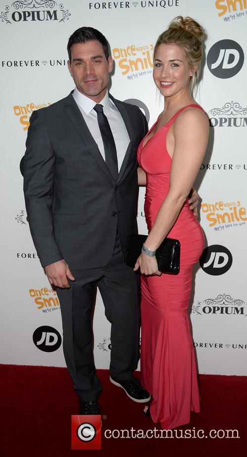 Gemma Atkinson and Olly Foster 7