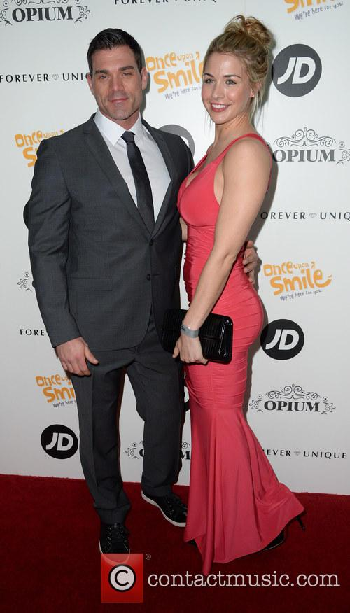 Gemma Atkinson and Olly Foster 8