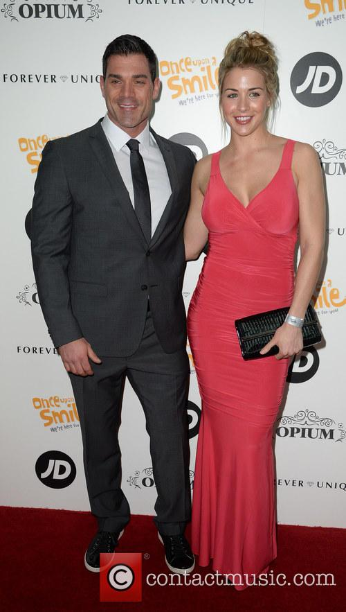 Gemma Atkinson and Olly Foster 9