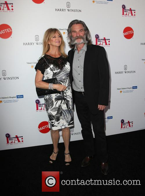 Goldie Hawn and Kurt Russell 2