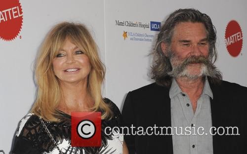 Goldie Hawn and Kurt Russell 6
