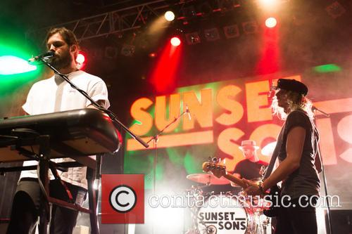 Sunset Sons and Leeds O2 Academy 6
