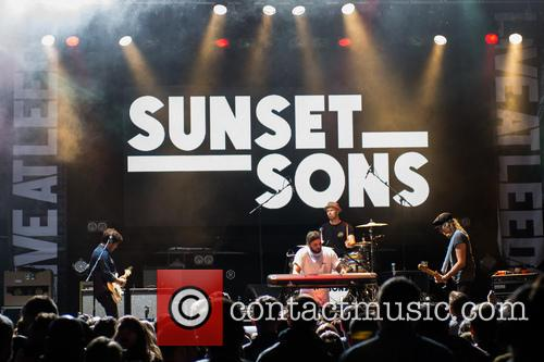 Sunset Sons and Leeds O2 Academy 8