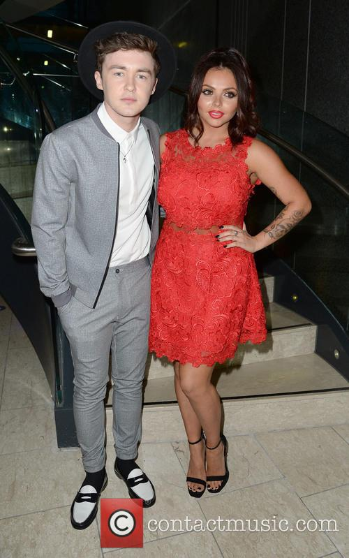 Jake Roche and Jessy Nelson 2