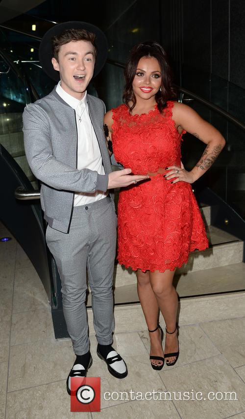 Jake Roche and Jessy Nelson 6