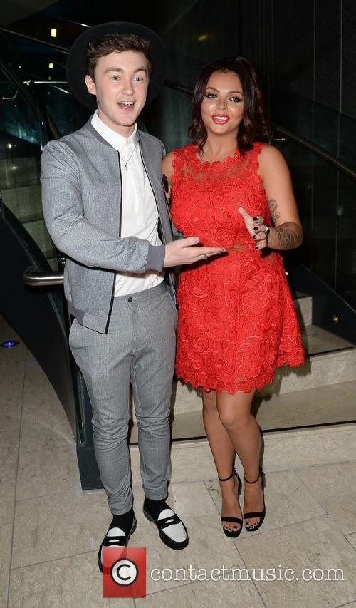 Jake Roche and Jessy Nelson 7