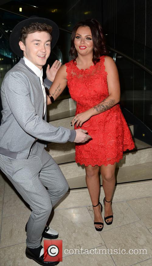 Jake Roche and Jessy Nelson 8