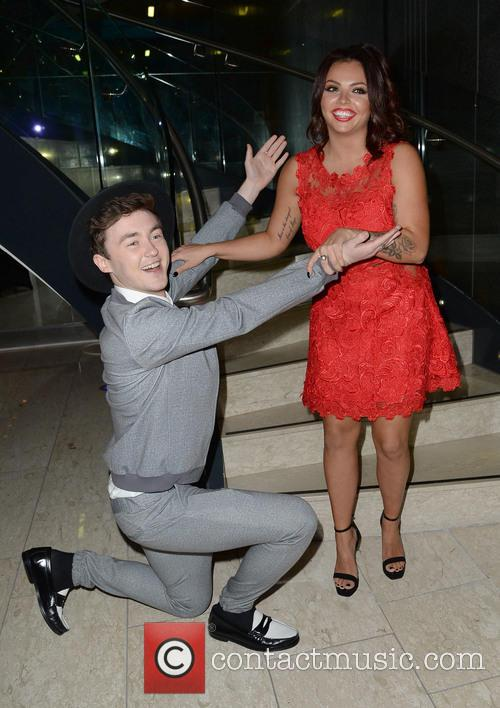 Jake Roche and Jessy Nelson 9