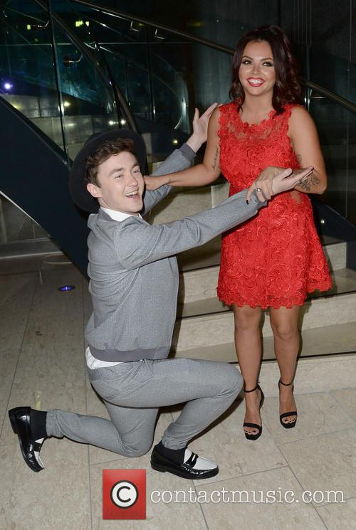 Jake Roche and Jessy Nelson 10