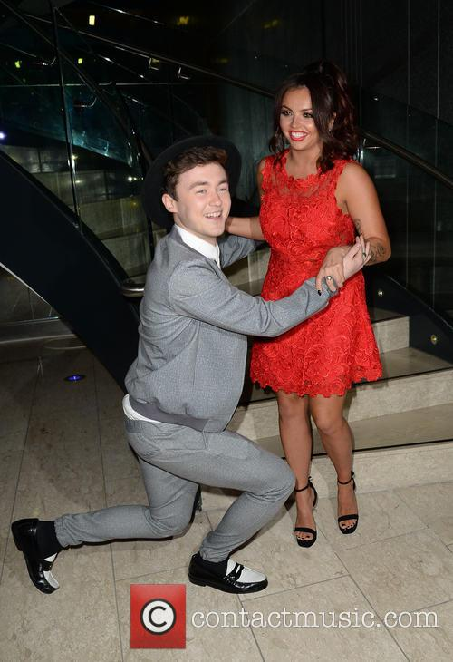 Jake Roche and Jessy Nelson 1