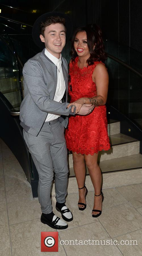 Jake Roche and Jessy Nelson 11