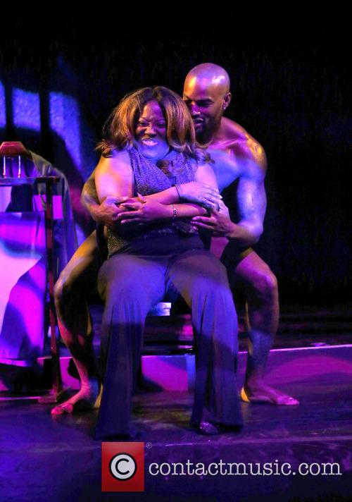 Sheryl Underwood and Tyson Beckford 9