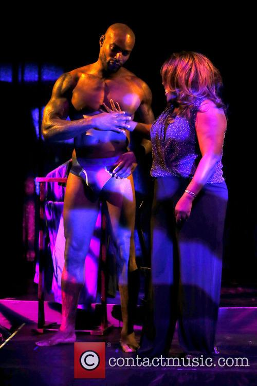 Sheryl Underwood and Tyson Beckford 11