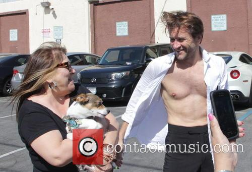 Dancing With The Stars and Robert Herjavec 7