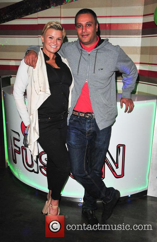 Kerry Katona and Aj Khaliq 6