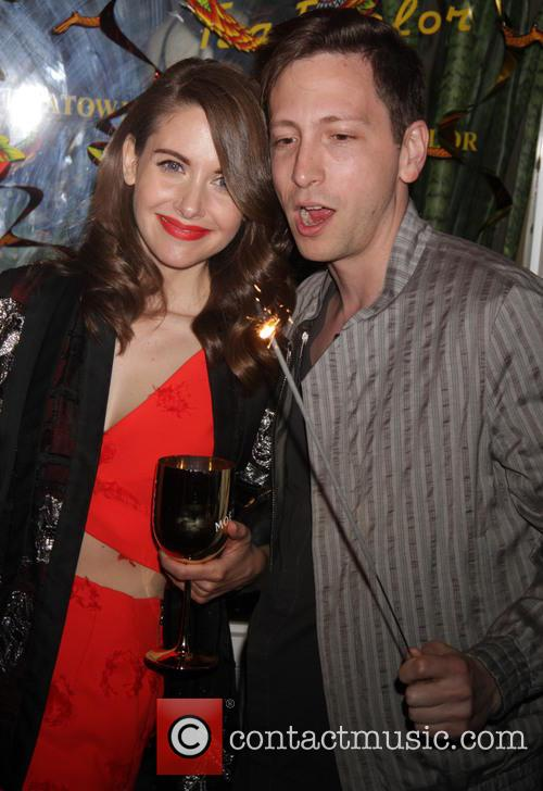 Allison Brie and Guest 1