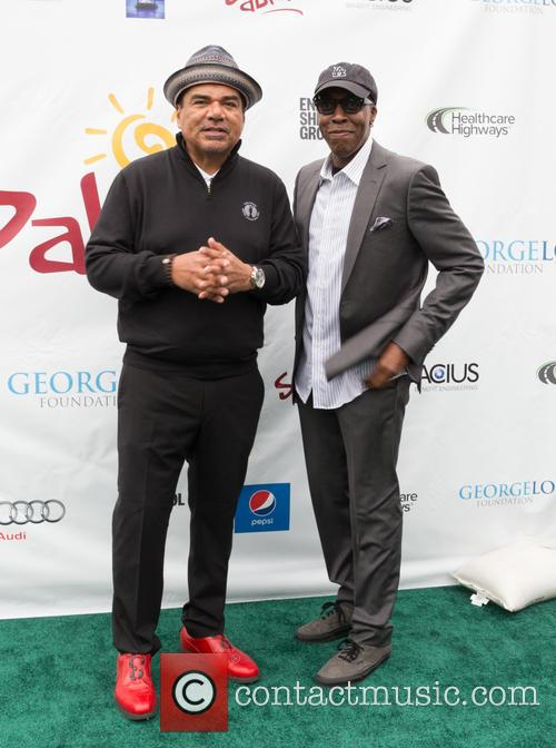 George Lopez and Arsenio Hall 9