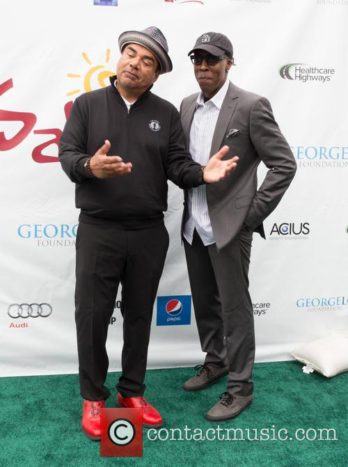 George Lopez and Arsenio Hall 10
