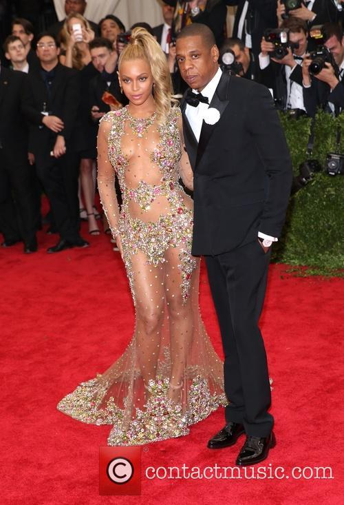 Beyonce Knowles and Jay Z 4