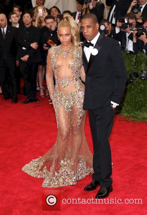 Beyonce Knowles and Jay Z 5