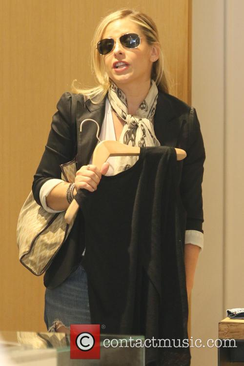 Sarah Michelle Gellar 1