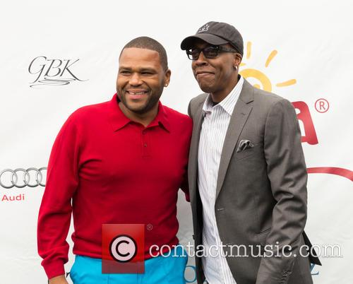 Anthony Anderson and Arsenio Hall 3