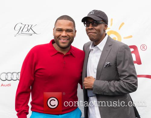 Anthony Anderson and Arsenio Hall 1