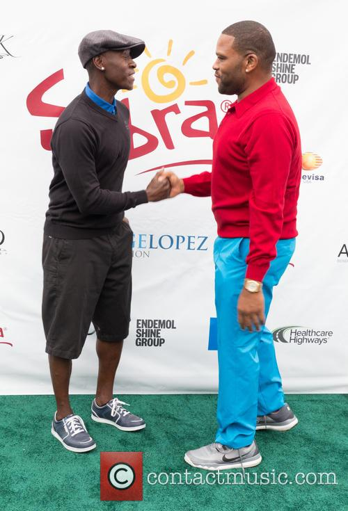 Don Cheadle and Anthony Anderson 4