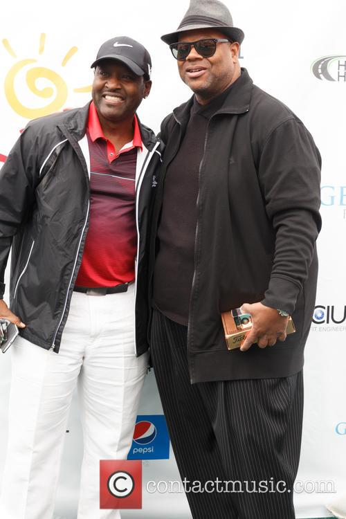Johnny Gill and Jimmy Jam 2